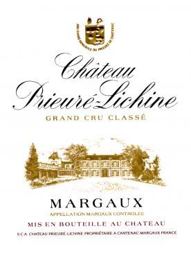 Château Prieuré-Lichine 2018 Original wooden case of 12 bottles (12x75cl)
