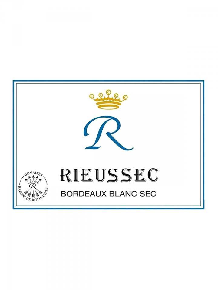 R de Rieussec 2017 6 bottles (6x75cl)