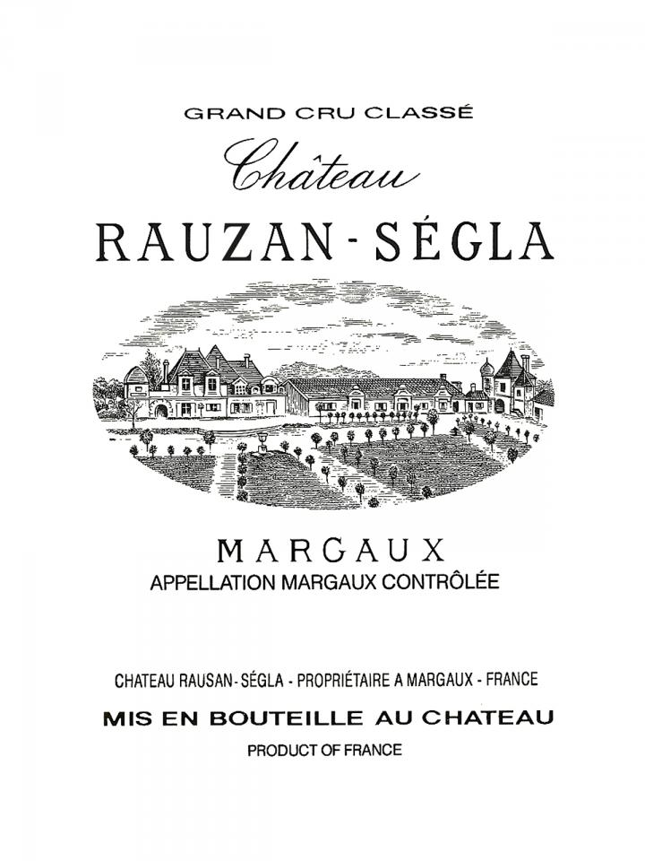 Château Rauzan-Ségla 2010 Original wooden case of 12 bottles (12x75cl)