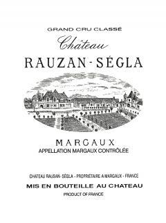 Château Rauzan-Ségla 2006 Original wooden case of 12 bottles (12x75cl)