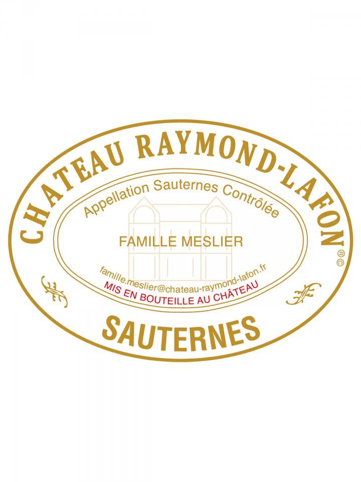 Château Raymond-Lafon 2006 Impériale (600cl)