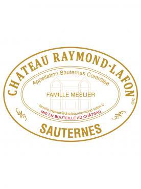 Château Raymond-Lafon 2006 Double magnum (300cl)