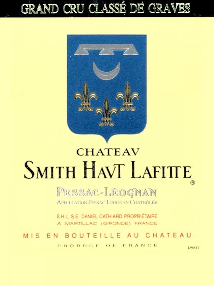 Château Smith Haut Lafitte 2015 Bottle (75cl)
