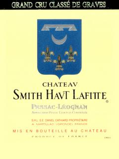 Château Smith Haut Lafitte 2013 Original wooden case of 6 bottles (6x75cl)