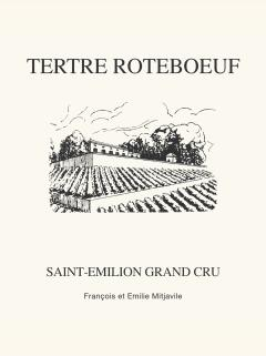 Château Tertre Roteboeuf 2013 Original wooden case of 6 bottles (6x75cl)