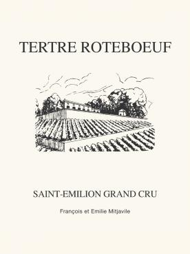 Château Tertre Roteboeuf 2004 Bottle (75cl)