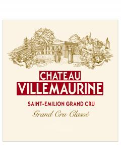 Château Villemaurine 1993 Original wooden case of one double magnum (1x300cl)