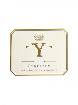 Y d'Yquem 2014 Original wooden case of 6 bottles (6x75cl)