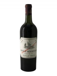 Château Beychevelle 1937 Bottle (75cl)