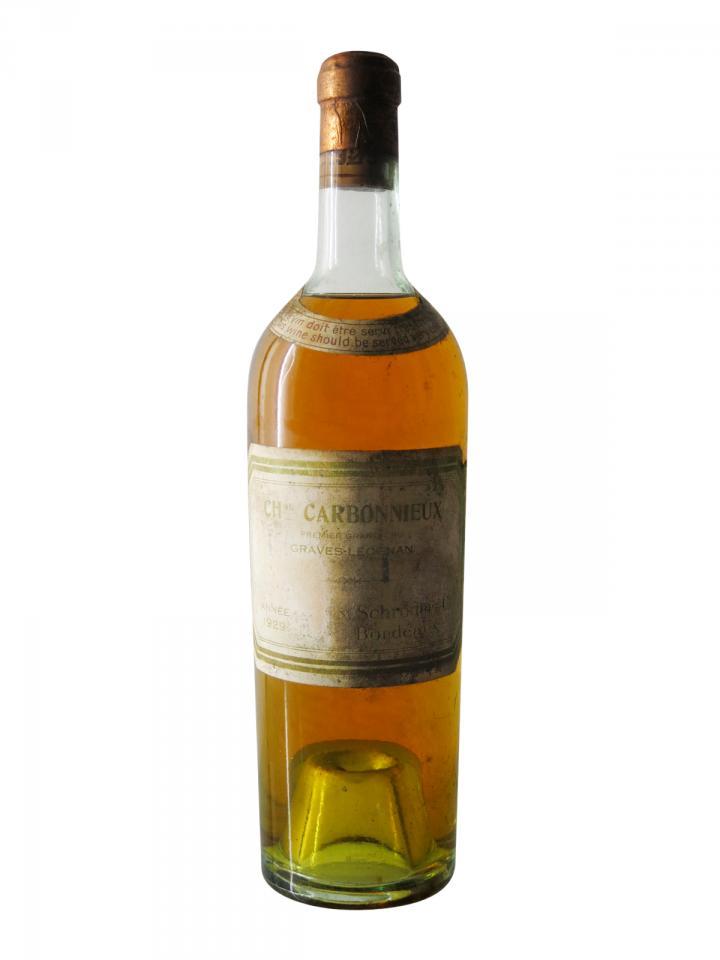 Château Carbonnieux 1929 Bottle (75cl)