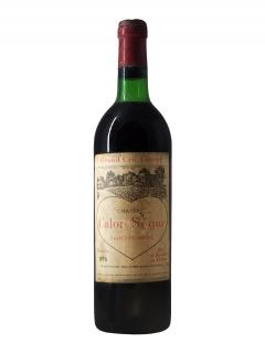 Château Calon-Ségur 1976 Bottle (75cl)