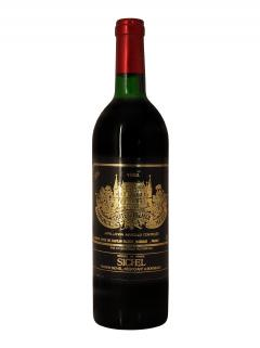 Château Palmer 1984 Bottle (75cl)