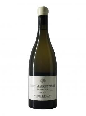 Criots-Bâtard-Montrachet Grand Cru Domaine Henri Boillot 2017 Bottle (75cl)