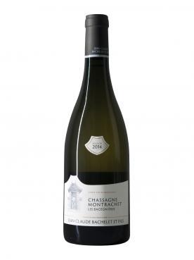 Chassagne-Montrachet Les Encégnières Jean-Claude Bachelet et Fils 2014 Bottle (75cl)