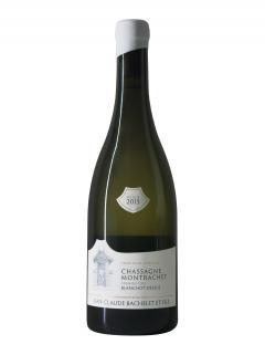 Chassagne-Montrachet 1er Cru Blanchot-Dessus Jean-Claude Bachelet et Fils 2015 Bottle (75cl)