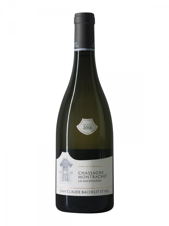 Chassagne-Montrachet Les Encégnières Jean-Claude Bachelet et Fils 2016 Bottle (75cl)