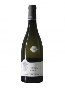 Puligny-Montrachet Les Aubues Jean-Claude Bachelet et Fils 2016 Bottle (75cl)