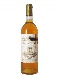 Château Filhot 1988 Bottle (75cl)