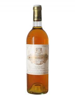 Château Coutet 1976 Bottle (75cl)