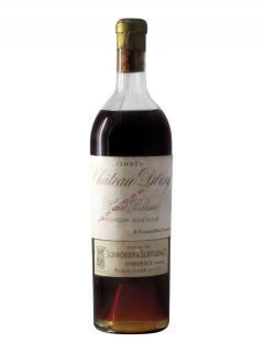 Château Doisy Dubroca 1937 Bottle (75cl)
