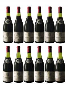 Romanée-Saint-Vivant Grand Cru Louis Latour 1955 12 bottles (12x75cl)