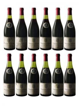 Romanée-Saint-Vivant Grand Cru Louis Latour 1955 12 bottles (12x75cl)