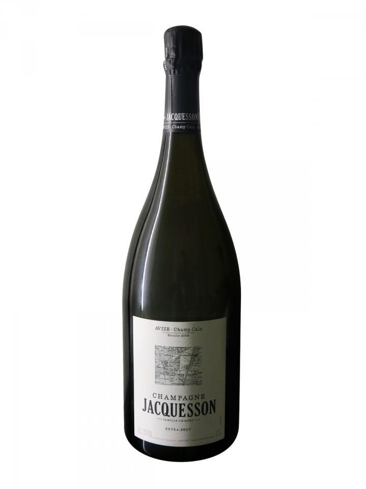 Champagne Jacquesson Avize Champ Caïn Extra Brut 2005 Magnum (150cl)