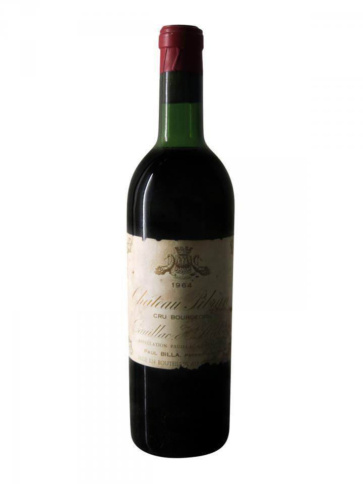 Chateau Pibran 1964 Bottle (75cl)