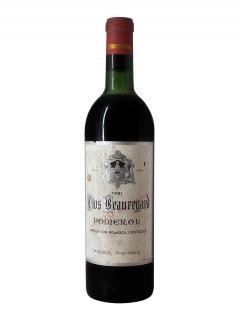 Clos Beauregard 1961 Bottle (75cl)