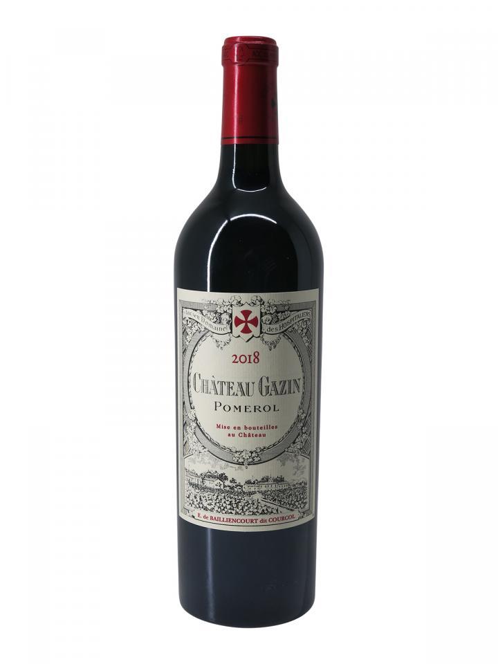 Château Gazin 2018 Bottle (75cl)