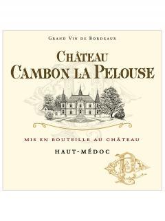 Château Cambon La Pelouse 2018 Bottle (75cl)