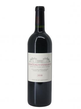 Château de Ferrand 2018 Bottle (75cl)