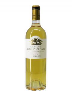 Château Rabaud-Promis 2018 Bottle (75cl)