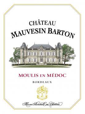 Château Mauvesin Barton 2013 Original wooden case of 6 bottles (6x75cl)