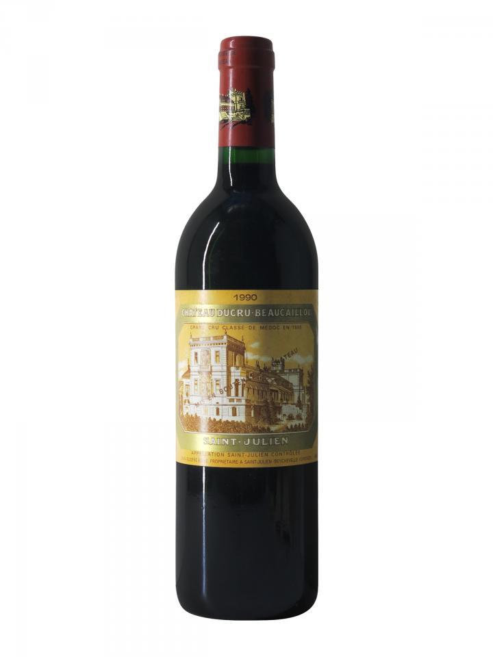 Château Ducru-Beaucaillou 1990 Bottle (75cl)