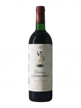 Château d'Armailhac 1990 Bottle (75cl)