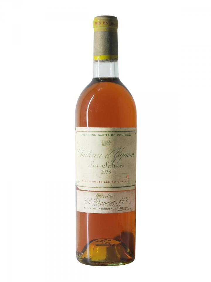 Château d'Yquem 1973 Bottle (75cl)