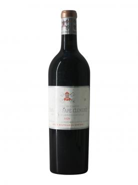 Château Pape Clément 1929 Bottle (75cl)