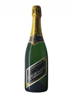 Champagne Henri Germain Blanc de Blancs 1982 Bottle (75cl)
