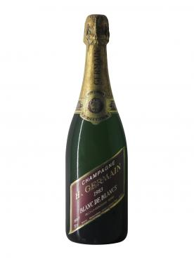 Champagne Henri Germain Blanc de Blancs 1983 Bottle (75cl)