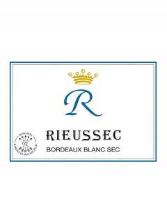 R de Rieussec 2015 6 bottles (6x75cl)