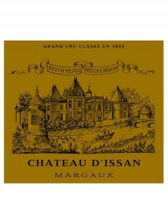 Château d'Issan 2011 Original wooden case of 6 bottles (6x75cl)