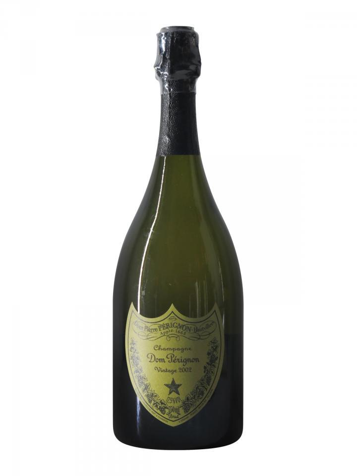 Champagne Moët & Chandon Dom Pérignon Brut 2002 Bottle (75cl)