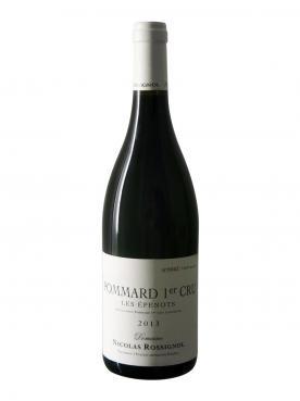 Pommard 1er Cru Epenots Domaine Nicolas Rossignol 2013 Bottle (75cl)