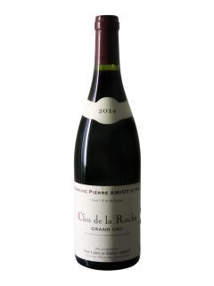 Clos-de-la-Roche Grand Cru Domaine Pierre Amiot & Fils 2014 Bottle (75cl)