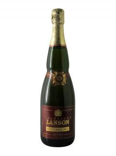 Champagne Lanson Red Label Brut 1964 Bottle (75cl)