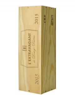 Château Doisy-Daëne L'Extravagant de Doisy-Daene 2015 Half bottle (37.5cl)