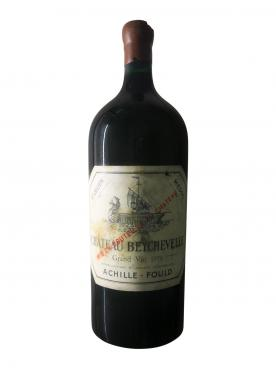 Château Beychevelle 1971 Original wooden case of one impériale (1x600cl)