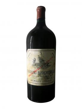 Château Beychevelle 1974 Original wooden case of one impériale (1x600cl)