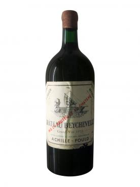 Château Beychevelle 1975 Original wooden case of one jéroboam (1x450cl)